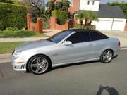 Mercedes-benz Clk-class V-8
