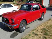1966 Ford Mustang Ford Mustang Coupe